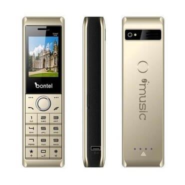 Bontel Bontel Great One | Dual SIM | 20000mAh | Gold
