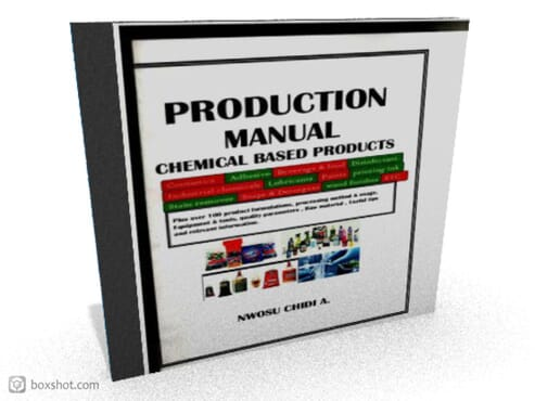 The Production Manual - Hard Copy