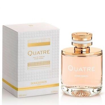 Boucheron Quatre EDP Perfume For Women 100ml