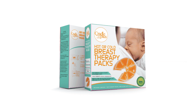 Breast Therapy Pack | Hot and Cold Gel Bead Pads