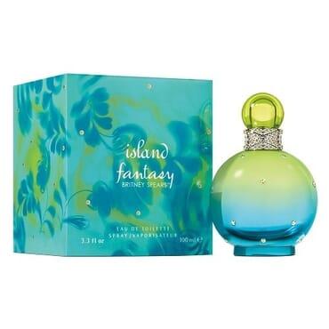 Britney Spears Island Fantasy EDP 100ml Perfume For Women