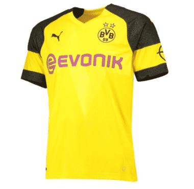 Dortmund Home Jersey 2018/2019
