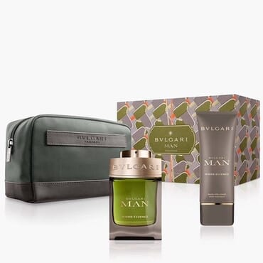 Bvlgari Man Wood Essence EDP 100ml Gift Set