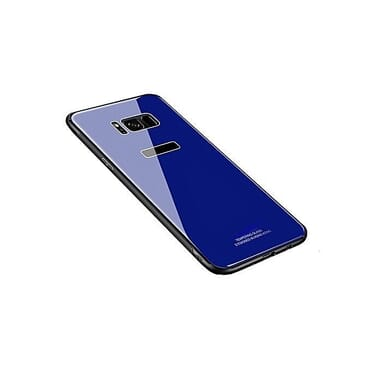 Samsung S8 Plus Case Tempered Glass Back Cover Case