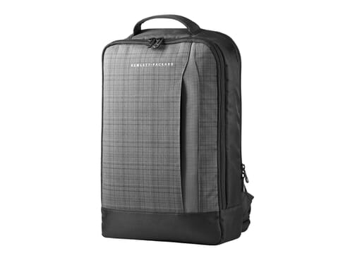 Hp Slim Backpack Carry Case For Laptops Up To 15.6