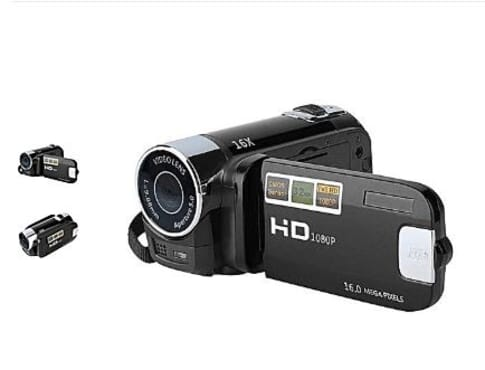 Generic Digital Video Camcorder Camera 16MP HD 720P 16x Digital Camcorder DV 2.7