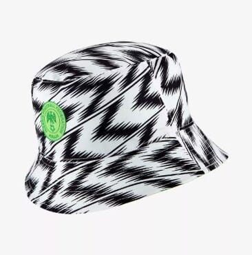 NIGERIA BUCKET HAT