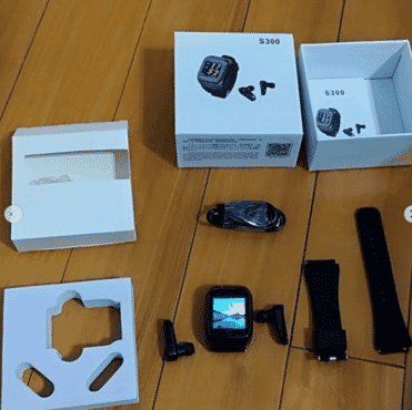 Smart headset watch] S300 watch headset combo Bluetooth headset out of the box evaluation-Prodigal Recommendation
