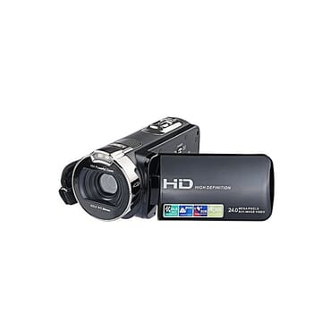 Universal Digital Video Camcorder Camera 24MP Full HD 16x With 2.7 Inch Rotating LCD Screen