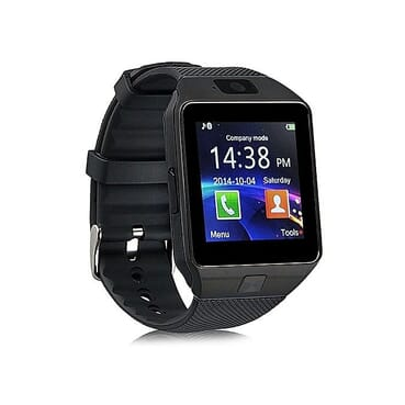 Universal Hidden Camera Android Phone Smart Watch - Black