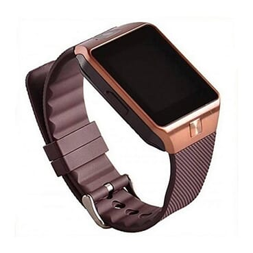 DZ09 Android Smart Watch(Bluetooth Sim & SD Card Enabled Phone Watch)- For Android IOS