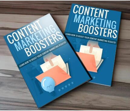 Content Marketing Booster Manual