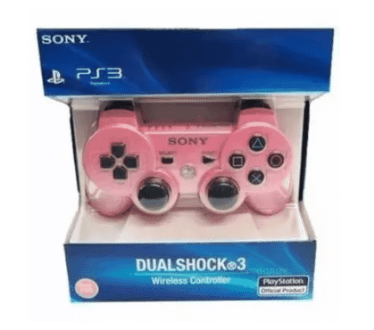 PS3 Dualshock 3 Wireless Controller - Pink