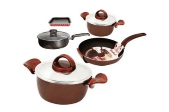 Tefal Non Stick Cookware Set