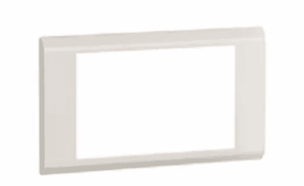 Legrand Cover Plate - 2 Gang - Horizontal - Beige - 617152
