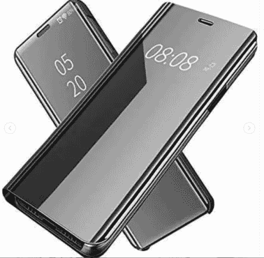 S-Hardline Clear View Mirror Protective Flip Cover for SAMSUNG A9 (2018)