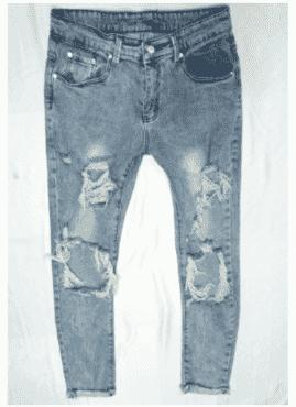 Men's Crazy Jeans
