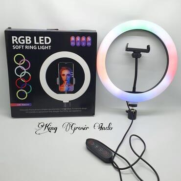 Mj26 Rgb Led Soft Ring Light 26cm (10inches)