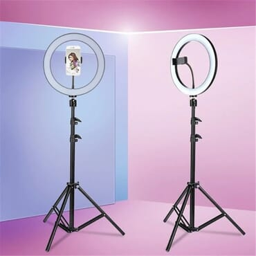 Mj26 Rgb Led Soft Ring Light 26cm (10inches)