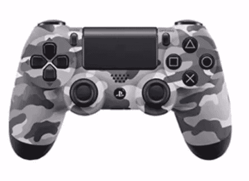 Sony Cyber Dualshock 4 Controller for PS4 - Urban Camo
