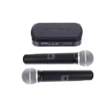 SHURE Wireless Microphone -pgx242