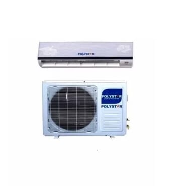 Polystar 1.5HP Split LED Air Conditioner + Free Installation Kit- Pv-ss12led