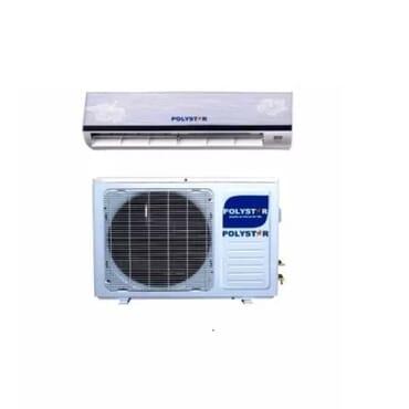 Polystar 1.5HP Split LED Air Conditioner + Free Installation Kit- Pv-ss12led