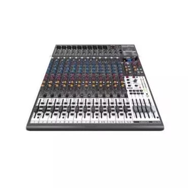 Behringer 24-input Usb Audio Mixer With Effects - Xenyx X2442usb
