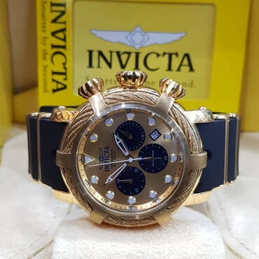 ORIGINAL INVICTA WRISTWATCH