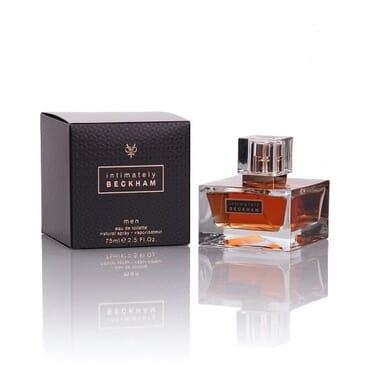David Beckham Intimately Beckham EDT 75ml Perfume for Men