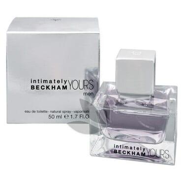 David Beckham Intimately Yours Perfume for Men | EDT | 75ml