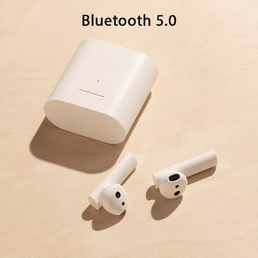 Xiaomi Air 2 TWS Bluetooth Earbuds with 14.2mm Dynamic Coil, LHDC Codec, Voice Control