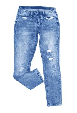 Designed Men's Jeans