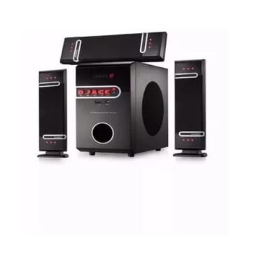Djack Djack Powerful 3.1 Bluetooth Home Theater System Dj-d3l