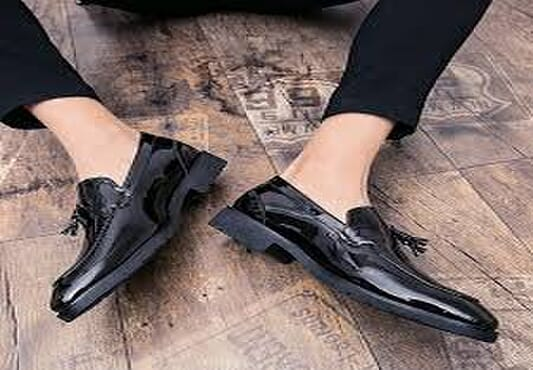 Tauntte Carving Flower Brogue Formal Shoes Fashion Casual Oxfords Shoe