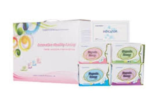 Longrich Superbklean Sanitary Pads(4 in 1)