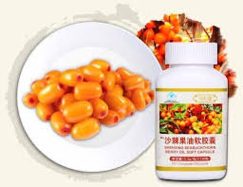Longrich SeaBuckthorn Berry Oil