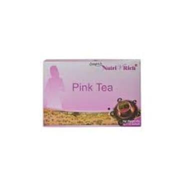 Longrich NutriV-Rich Pink Tea