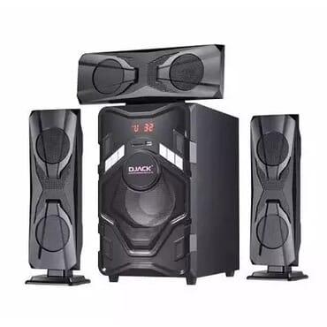 Djack Bluetooth Function Home Theatre - T3l