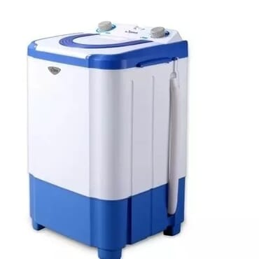 QASA Qasa Washing Machine - 3kg + Free Iron