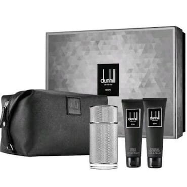 Dunhill London Icon EDP 100ml Gift Set For Men
