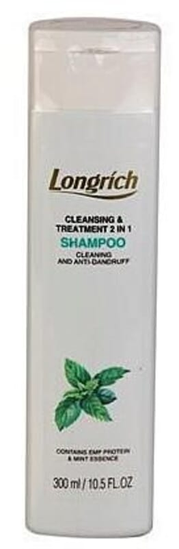 Longrich Cleansing and Treatment 2 in 1 Shampoo