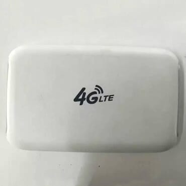 Universal High Speed Internet 4GLTE MiFi Router All Networks