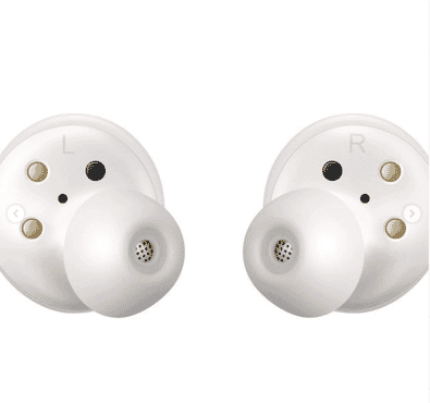 Samsung Galaxy Buds+, White - UK Version