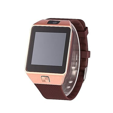 Universal Bluetooth Smart Phone Watch - Gold