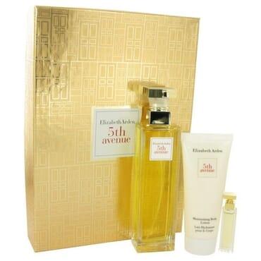 Elizabeth Arden 5th Avenue EDP 125ml Gift Set For Women