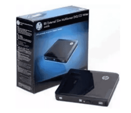 HP External DVD ROM Writer