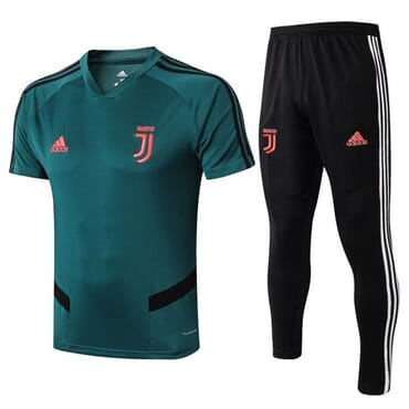 JUVENTUS TRAINING TRACKSUITS | TEAL