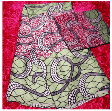 Fashion Ankara Silk Fabric