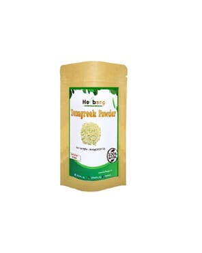 Herbsng Pure Fenugreek Powder (100grams)
